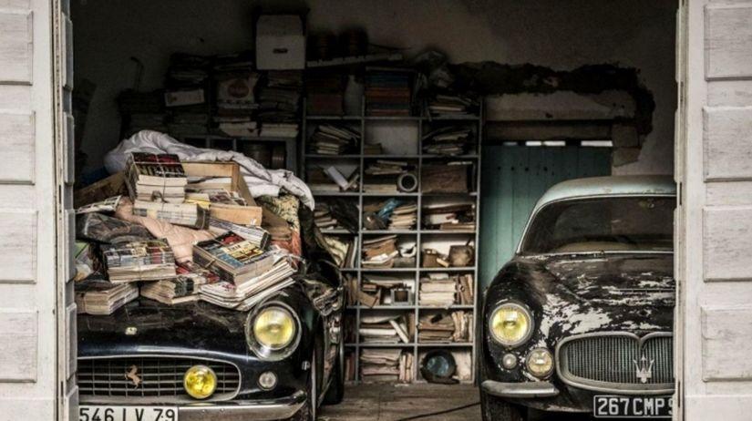 Zbierka veteránov - Baillon Collection