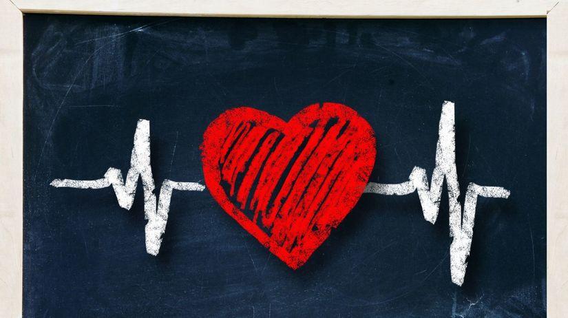 srdce, krvný tlak, EKG