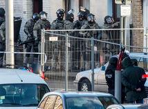 Belgicko, polícia