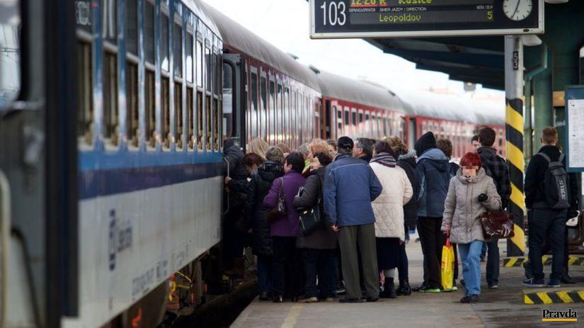 cestovanie, vlaky, rýchliky