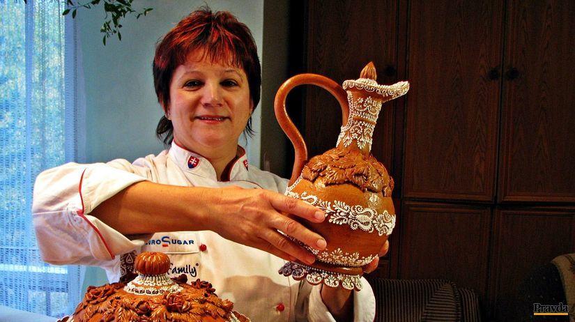 Mária Muráriková, medovníky