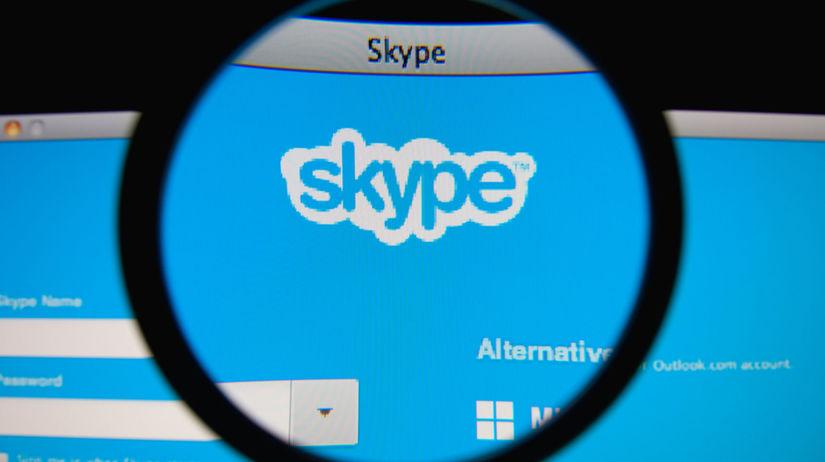 skype, online komunikácia, telefonovanie,...
