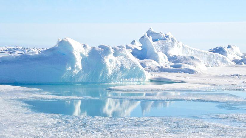 Arktída, ľadovce, ľad