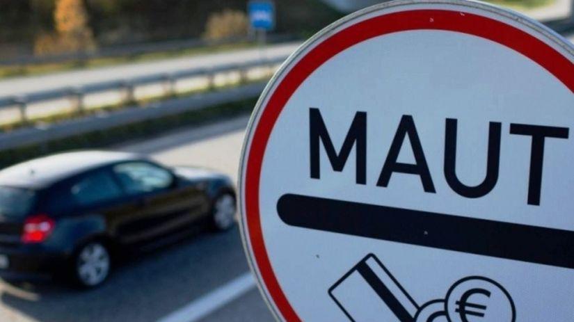 Nemecko - spoplatnenie diaľnic