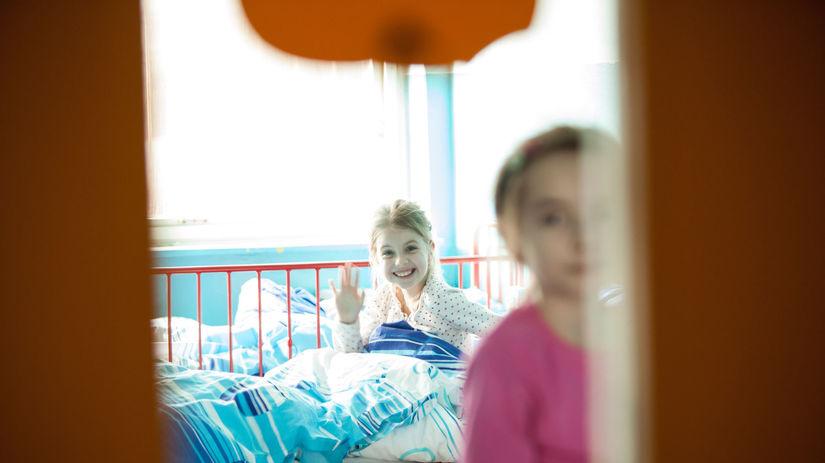 oriflame nemocnica inzercia