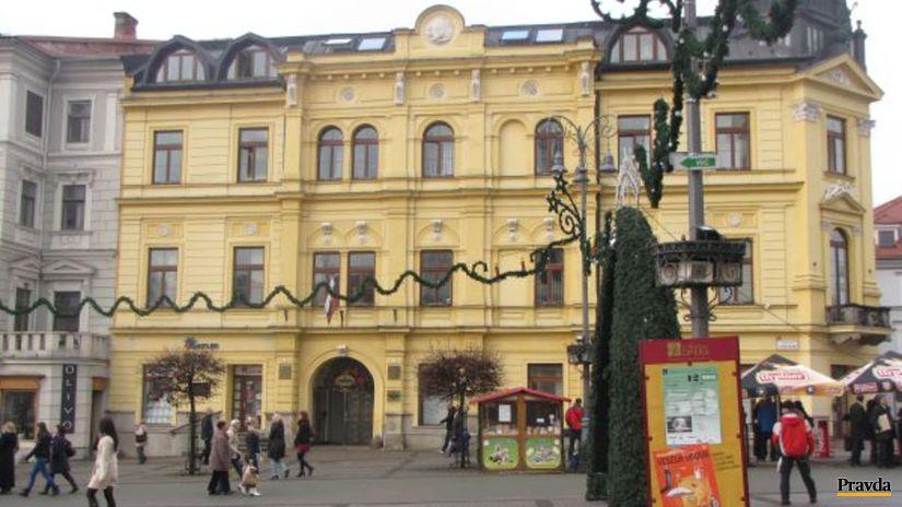 Banská Bystrica, VÚC