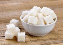 biely cukor