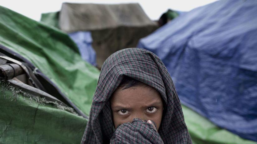 Barma, Rohingyovia,