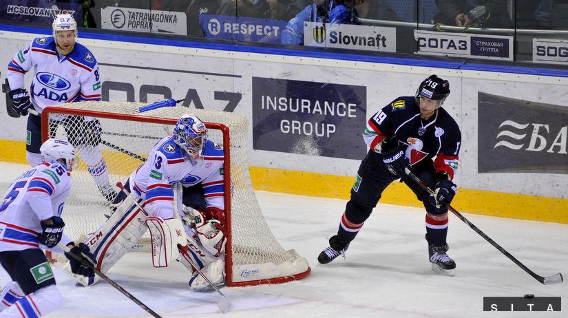 Matt Murley, HC Slovan Bratislava, Lada Togliatti