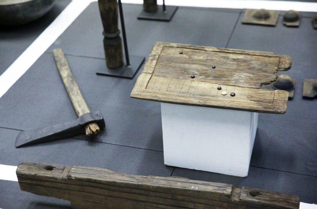 Podtatranské múzeum v Poprade vystavilo iba časťnájdených predmetov.