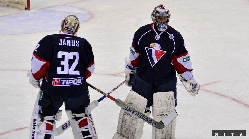 Jaroslav Janus, David LeNeveu