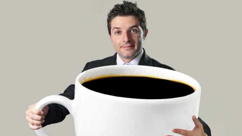 káva - kofeín
