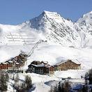 Alpy, Francúzsko, sneh, sneženie, lyžovačka, lyžiarske stredisko, Savojsko