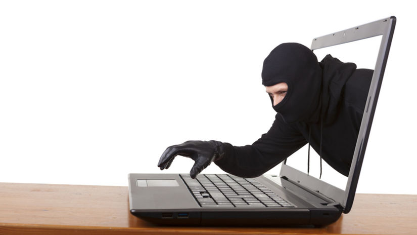 krádež, hacker, internet, bezpečnosť, lúpež,...