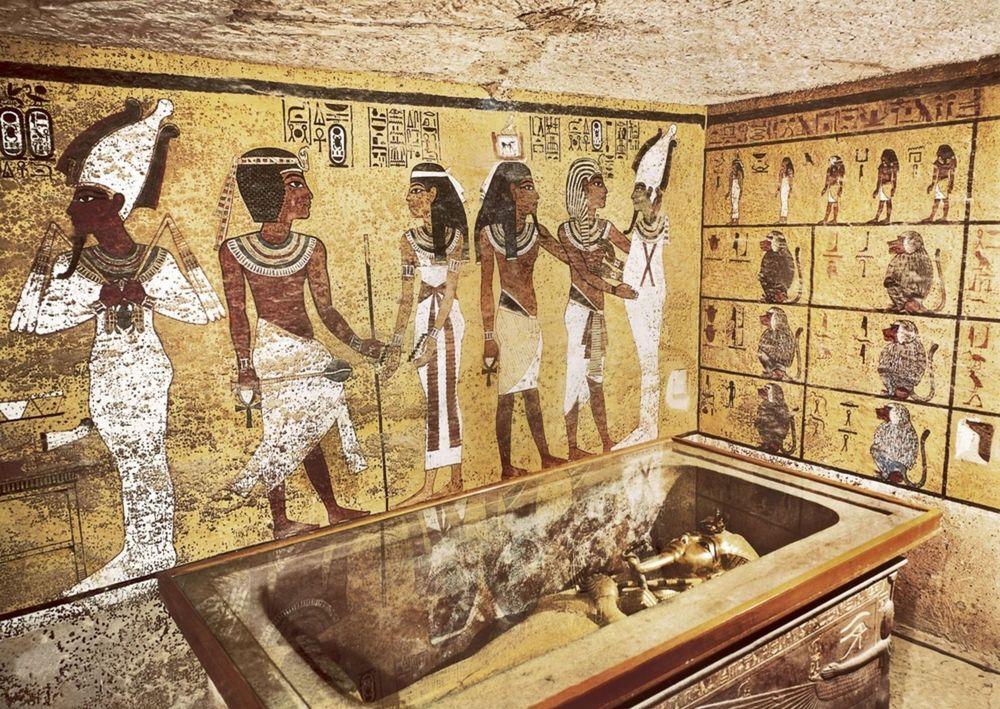 Kto boli faraóni, kde a ako ich pochovávali? - Spoločnosť
