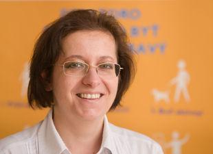 Psychiatrička a psychoterapeutka MUDr. Silvia Lúčna.