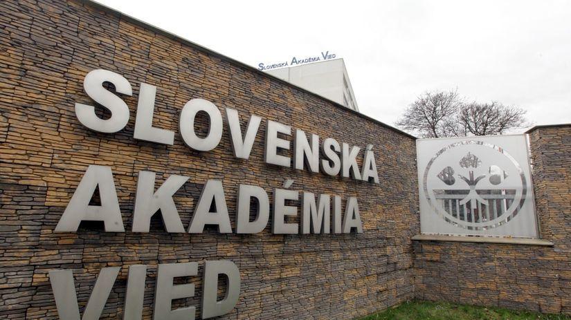 SAV, Slovenská akadémia vied