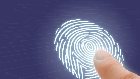 odtlačky, odtlačky prstov, daktyloskopia, autentifikácia, identita