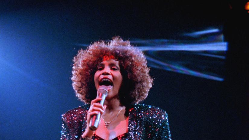 Whitney Houstonová,