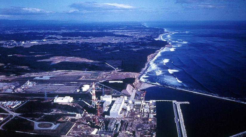 Fukušima, jadrová elektráreň,