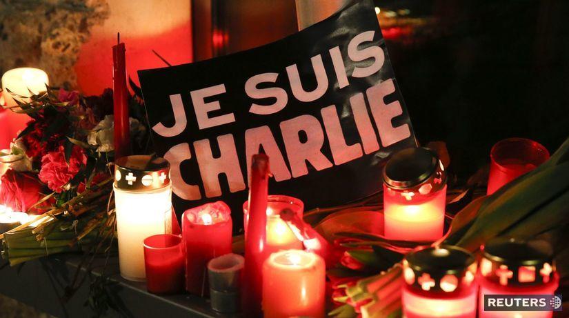 Paríž, streľba, Charlie Hebdo