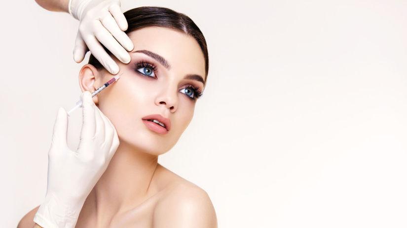 estetická dermatológia, vrásky