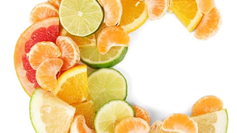 ovocie, citrus, vitamín C