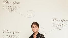 Dizajnérka Iveta Ledererová.