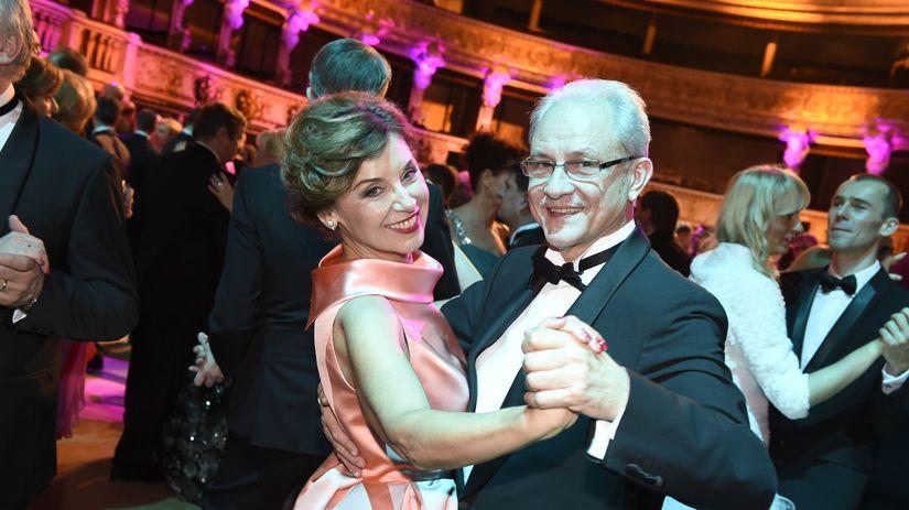 Manželia Alena a Jozef Heribanovci.