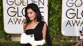 Amal Clooney v kreácii Dior Couture.