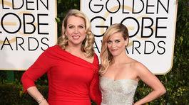 Cheryl Strayed (vľavo) s herečkou Reese Witherspoon