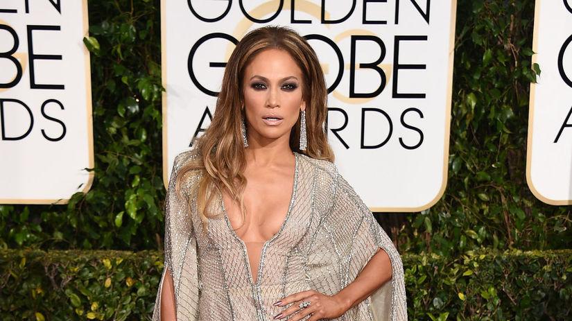 Jennifer Lopez volila model od Zuhaira Murada