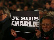 Charlie Hebdo, protest