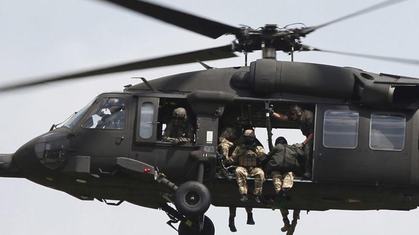 vrtuľník, helikoptéra, Black Hawk, Sikorsky,...
