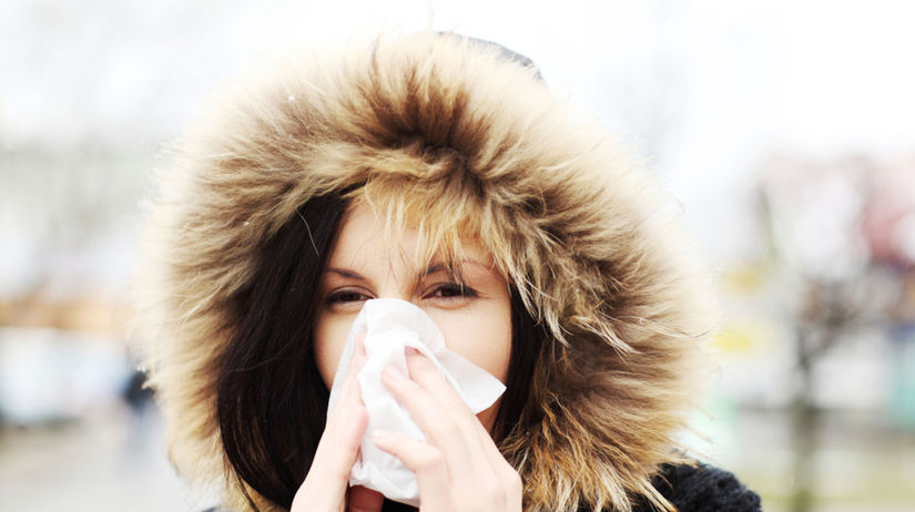 imunita, prechladnutie