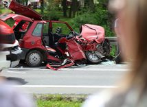 dopravná nehoda, havária
