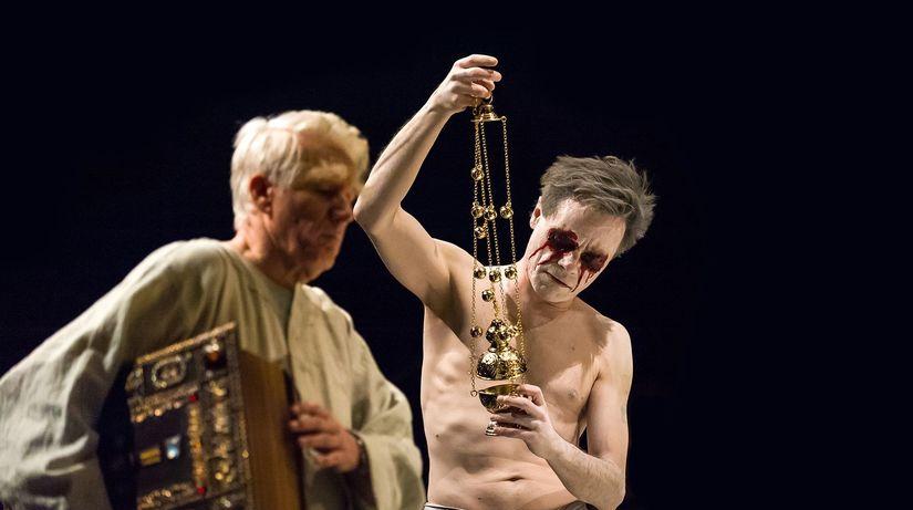 Sventopulk (Emil Horváth) a Rastic (Robert...