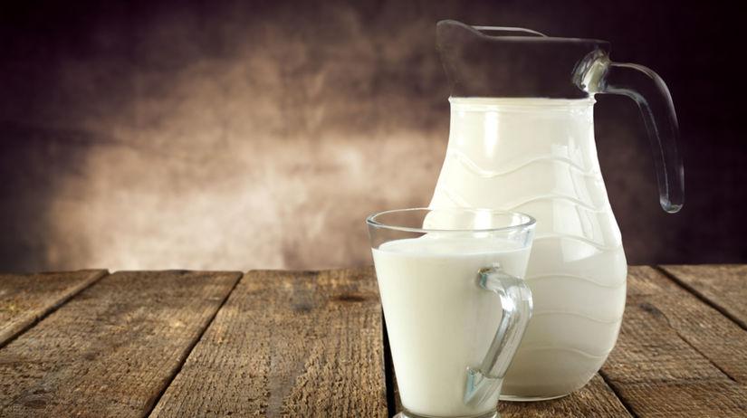 mlieko