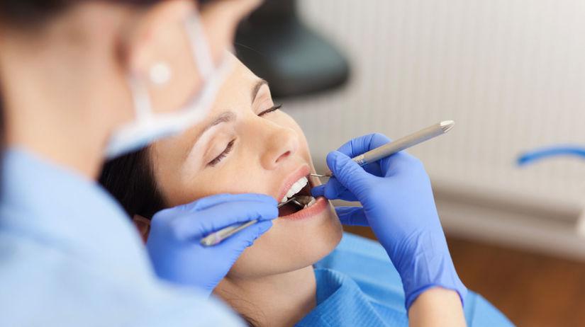 dentálna hygiena, ošetrenie