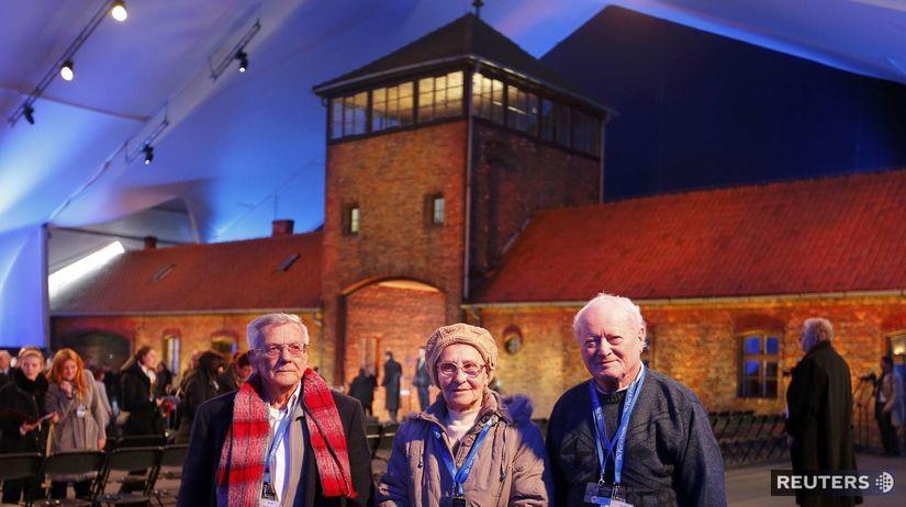 koncentračný tábor, Osvienčim, Auschwitz, 70....