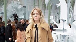 Chanel Couture - jar-leto 2015 - Paríž - Elena Perminova