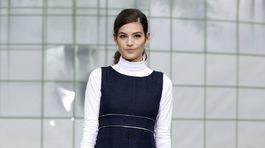 Chanel Couture - jar-leto 2015 - Paríž - Alma Jodorowsky