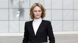 Chanel Couture - jar-leto 2015 - Paríž - Vanessa Paradis