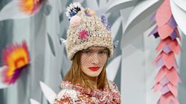 Chanel Couture - jar-leto 2015 - Paríž