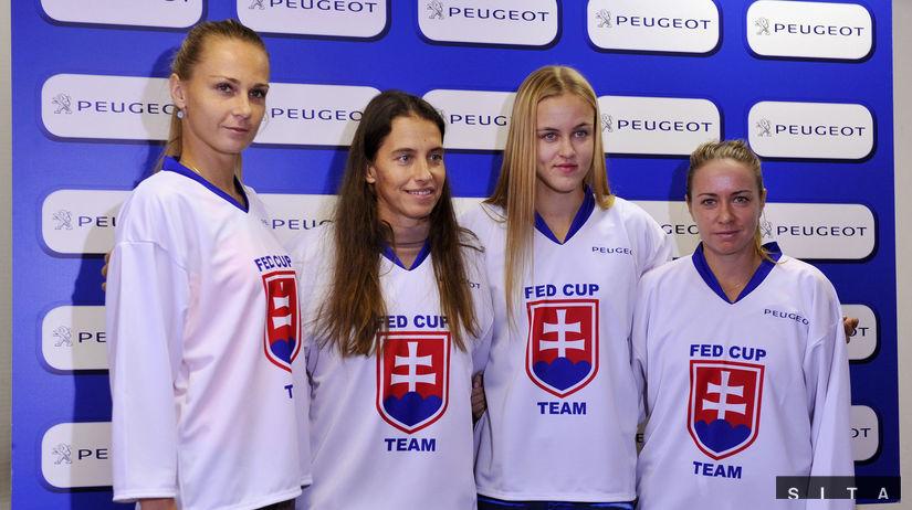 Magdaléna Rybáriková, Jeanette Husárová,...