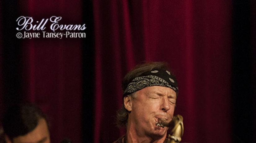 Bill Evans, saxofonista