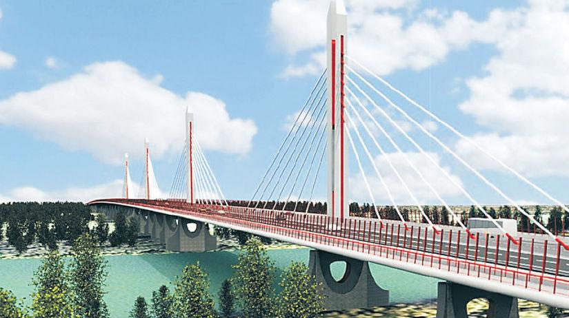 PPP, most, Dunaj, D4, R7