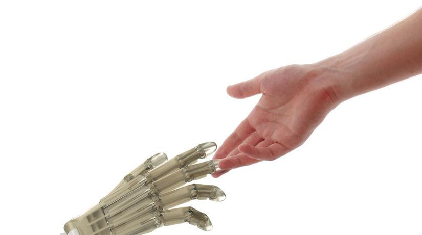umelá inteligencia, AI, robot, stroj,...