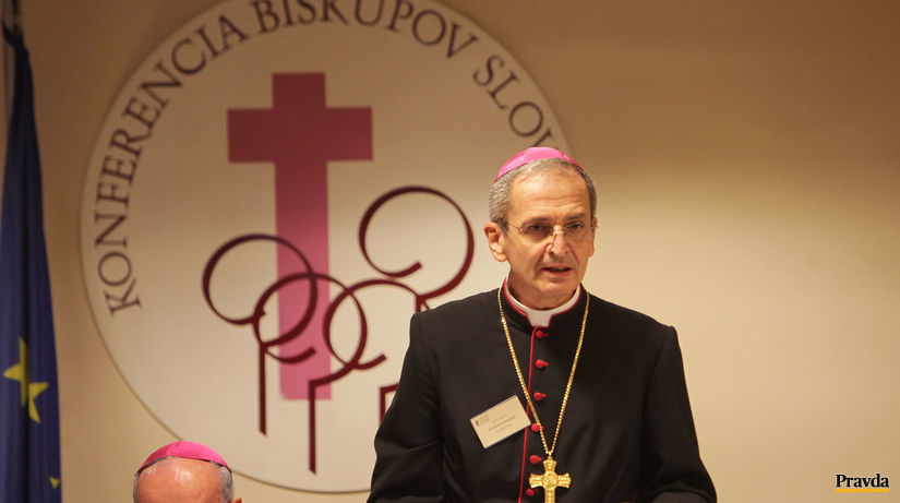 arcibiskup Stanislav Zvolenský