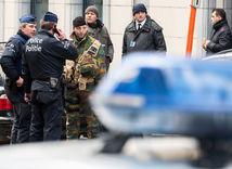 Belgicko, Európsky parlament, polícia